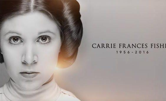 Un magnifique hommage à Carrie Fisher diffusé lors de la Star Wars Celebration