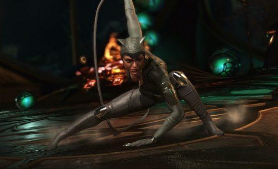 Injustice 2 : au tour de Catwoman de rejoindre Batou et ses potes