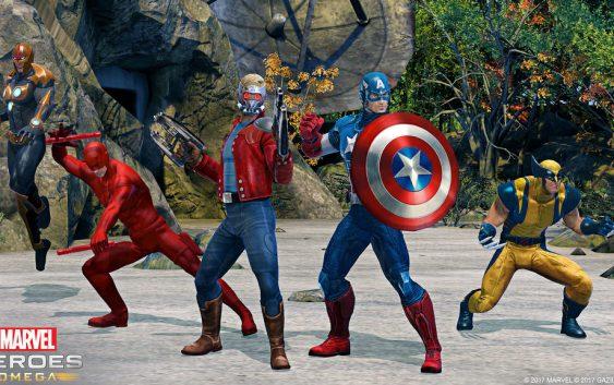 Marvel Heroes Omega annoncé sur PS4 et Xbox One