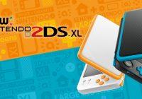 Découvrez la New 2DS XL, nouvelle version de la portable de Nintendo