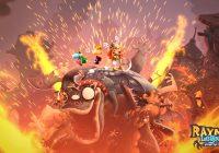 Un trailer de lancement pour Rayman Legends: Definitive Edition