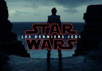 Star Wars : Les Derniers Jedi dévoile enfin sont tout premier teaser !