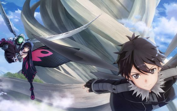 Un nouveau trailer pour Accel World VS. Sword Art Online