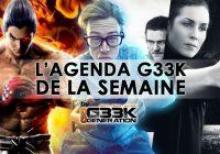 L'agenda Geek de la semaine (du 29 mai au 4 juin 2017)
