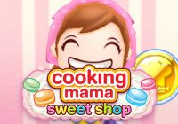 Cooking Mama: Sweet Shop annoncé sur Nintendo 3DS