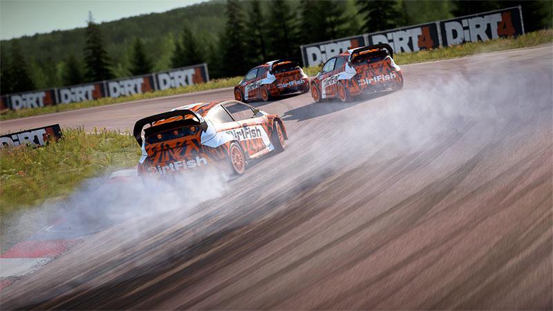 dirt 4 un nouveau trailer pour le contenu du rallycross. Black Bedroom Furniture Sets. Home Design Ideas