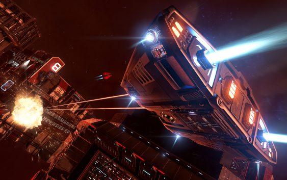 Elite Dangerous annoncé sur PlayStation 4 et Xbox One pour Juin 2017