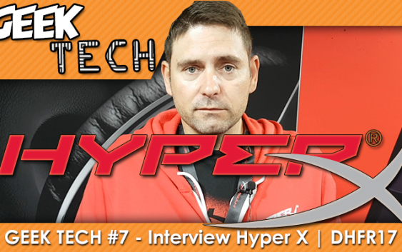 [DHFR17] Interview Staff HyperX