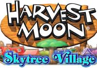 Harvest Moon: Le village de l'Arbre Céleste annoncé sur Nintendo 3DS