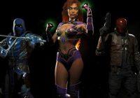 Injustice 2 dévoile ses trois premiers personnages en DLC