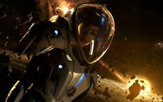 Une première bande annonce pour Star Trek: Discovery