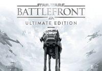 Star Wars Battlefront Édition Ultime offert aux nouveaux abonnés PlayStation Plus