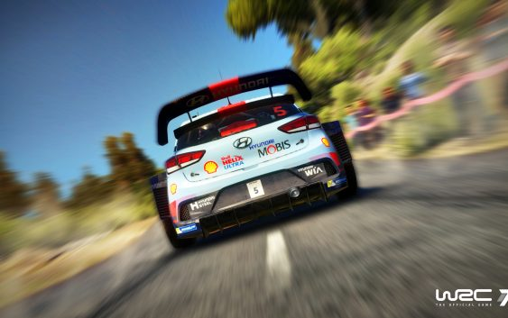 WRC 7 officiellement annoncé pour cet automne !