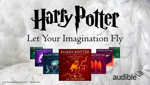 Harry Potter Audible