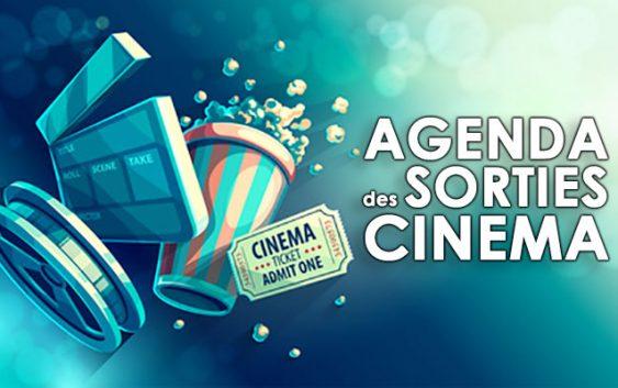 Agenda des sorties Cinéma du mois de février 2018