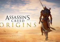 [E3 2017] Assassin's Creed Origins : du trailer, du gameplay et du collector