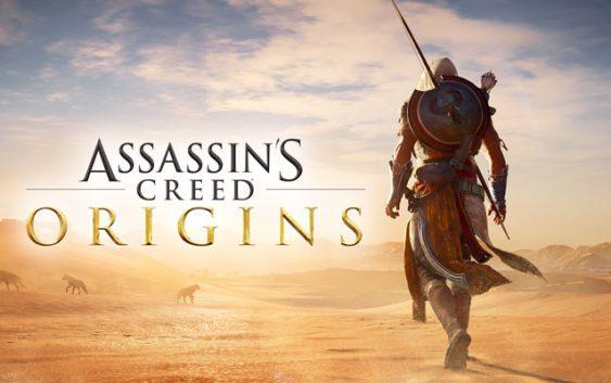 [E3 2017] Assassin's Creed Origins officiellement annoncé !