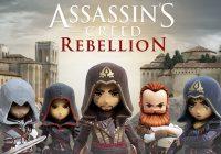 Ubisoft annonce Assassin's Creed Rebellion, un nouveau jeu pour mobiles