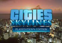 Cities: Skylines débarque en août sur PlayStation 4