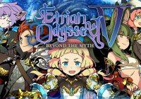 Un trailer de lancement pour Etrian Odyssey V : Beyond The Myth sur 3DS