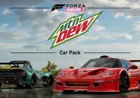 Forza Horizon 3 : un trailer pour le DLC Mountain Dew Car Pack