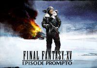Final Fantasy XV : un trailer pour l'épisode centré sur Prompto