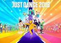 [E3 2017] Just Dance 2018 : découvrez le contenu de l'édition annuelle
