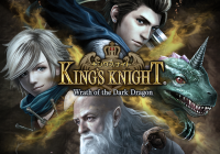 [E3 2017] KING'S KNIGHT – Wrath of the Dark Dragon annoncé sur mobiles