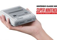 Nintendo annonce officiellement la Classic Mini Super Nintendo !