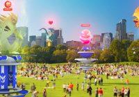 Pokémon GO : une énorme mise à jour pour les 1 an du jeu