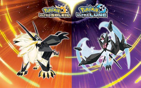 Pokémon Ultra-Soleil et Ultra-Lune annoncées sur Nintendo 3DS !