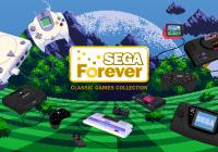 SEGA Forever : une collection de cinq jeux légendaires gratuits