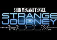 Un trailer de lancement pour Shin Megami Tensei: Strange Journey Redux