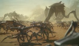 Une bande annonce pour pour Starship Troopers: Traitor of Mars !