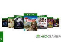 Xbox Game Pass : mise à jour de juillet 2017