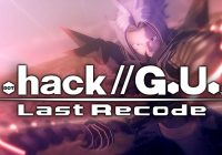 Une date de sortie et un nouveau trailer pour .hack//G.U. Last Recode