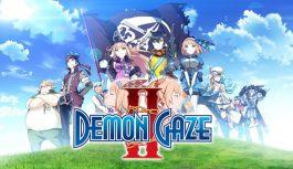 Demon Gaze II annoncé pour cet automne sur PS4 et PS Vita