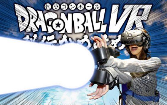 Dragon Ball VR : un trailer pour l'attraction de la VR Zone de Shinjuku !