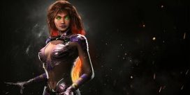 Injustice 2 : un trailer pour l'arrivée de Starfire au roster du fighting game