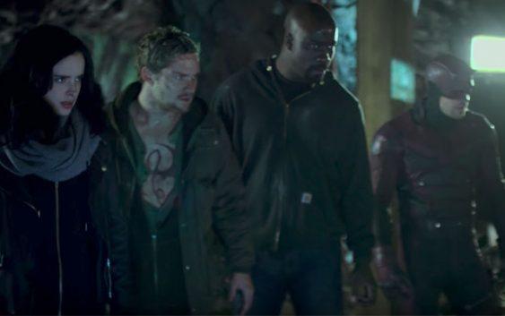 [SDCC2017] Une nouvelle bande annonce pour Marvel's The Defenders !
