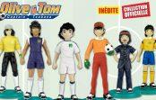 Captain Tsubasa : les éditions Altaya proposent des figurines Olive et Tom