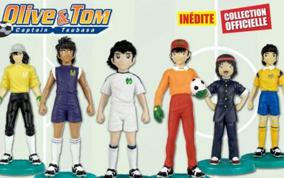 figurine manga olive et tom
