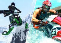 Snow Moto Racing Freedom et Aqua Moto Racing Utopia annoncé sur Nintendo Switch