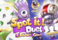 Spot It! Duel – A Dobble Game est disponible sur iOS et Android !