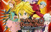 Un nouveau trailer pour The Seven Deadly Sins : Knights of Britannia