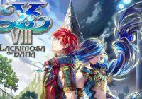 Une date de sortie pour Ys VIII: Lacrimosa of DANA sur Nintendo Switch