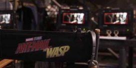 Ant-Man and The Wasp : un court teaser pour annoncer le début du tournage