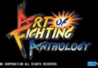 Un trailer de lancement pour Art of Fighting Anthology