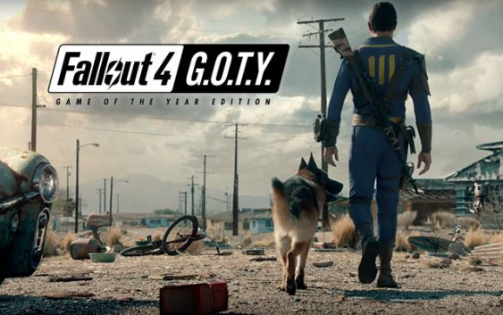 Fallout 4 s'offre une édition Game of the year exclusive à Micromania