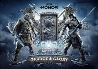 Grudge & Glory, la saison 3 de For Honor se dévoile !